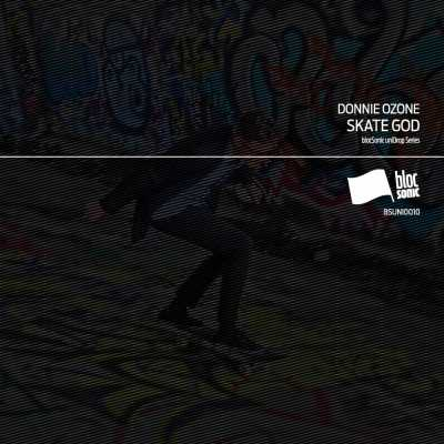 "Cover of ""Skate God"" by Donnie Ozone"