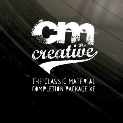 "Cover of ""The Classic Material Completion Package XE"" by CM aka Creative"