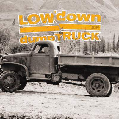 "Cover of ""dumpTRUCK XE"" by LOWdown"