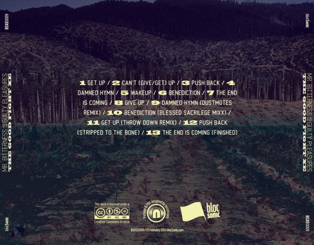 04 - Damned Hymn - The Good Fight XE - Releases - blocSonic