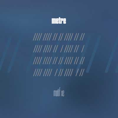 "Cover of ""Motif XE"" by Metre"